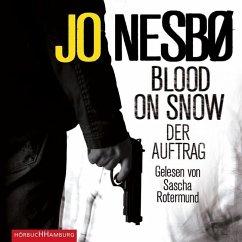 Der Auftrag / Blood on snow Bd.1 (4 Audio-CDs) - Nesbø, Jo