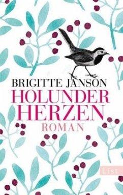 Holunderherzen - Janson, Brigitte