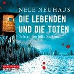 Die Lebenden und die Toten / Oliver von Bodenstein Bd.7 (8 Audio-CDs)