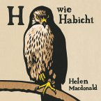 H wie Habicht, 6 Audio-CDs