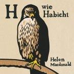 H wie Habicht, 6 Audio-CDs