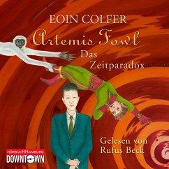 Das Zeitparadox / Artemis Fowl Bd.6 (6 Audio-CDs) - Colfer, Eoin