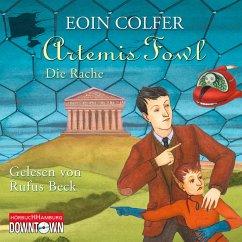 Die Rache / Artemis Fowl Bd.4 (5 Audio-CDs) - Colfer, Eoin