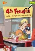 4 1/2 Freunde und die Currywurst-Verschwörung / 4 1/2 Freunde Bd.22