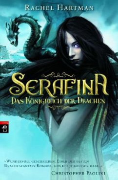 Das Königreich der Drachen / Serafina Bd.1 (Mängelexemplar) - Hartman, Rachel