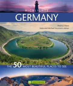 Highlights Germany (Mängelexemplar) - Kliem, Thomas; Neumann-Adrian, Edda; Neumann-Adrian, Michael