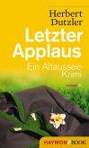 Letzter Applaus (eBook, ePUB)