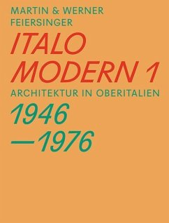 Italomodern 1 - Feiersinger, Martin
