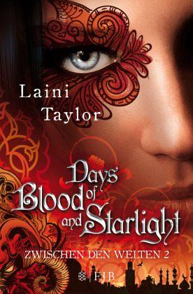 Buch-Reihe Zwischen den Welten von Laini Taylor