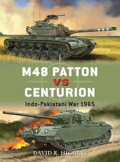 M48 Patton vs Centurion - Higgins, David R.
