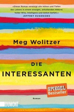 Die Interessanten - Wolitzer, Meg