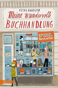 Meine wundervolle Buchhandlung - Hartlieb, Petra