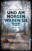 Und am Morgen waren sie tot / Jan Römer Bd.2