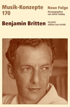 Benjamin Britten / Musik-Konzepte (Neue Folge) 170