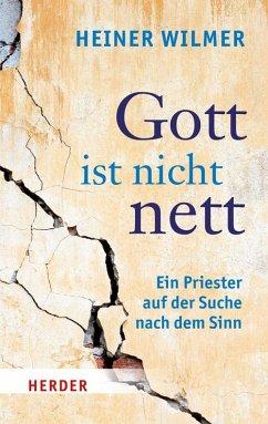 Gott ist nicht nett - Wilmer, Heiner
