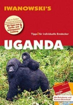 Uganda - Reiseführer von Iwanowski - Hooge, Heiko