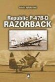 Republic P-47B-D Thunderbolt Razorback