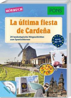 La última fiesta de Cardeña, 1 MP3-CD - Gómez Cabornero, Sonsoles