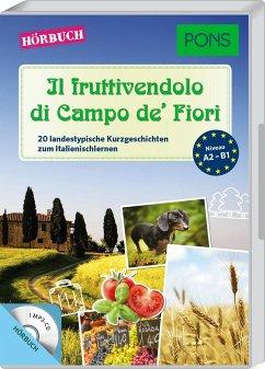 Il fruttivendolo di Campo de' Fiori, 1 MP3-CD - Fianchino, Giuseppe; Mencaroni, Claudia