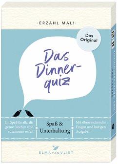 Erzähl mal! Das Dinnerquiz   Elma van Vliet