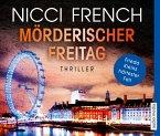 Mörderischer Freitag / Frieda Klein Bd.5 (6 Audio-CDs)