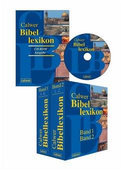 Kombi-Paket: Calwer Bibellexikon CD-ROM + Print...