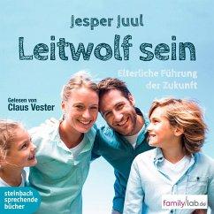 Leitwolf sein, 2 Audio-CDs - Juul, Jesper
