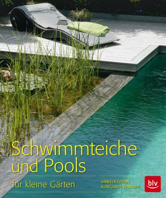 schwimmteiche und pools von daniela toman kunigunde wannow buch. Black Bedroom Furniture Sets. Home Design Ideas