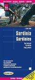 Reise Know-How Landkarte Sardinien (1:200.000); Sardinia / Sardaigne / Cerdena