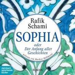 Sophia oder Der Anfang aller Geschichten, 9 Audio-CDs - Schami, Rafik
