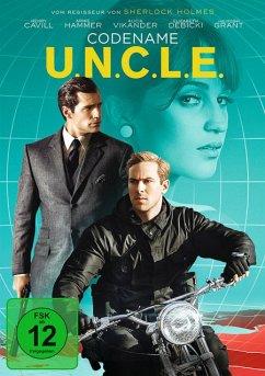Codename U.N.C.L.E. - Henry Cavill,Armie Hammer,Alicia Vikander