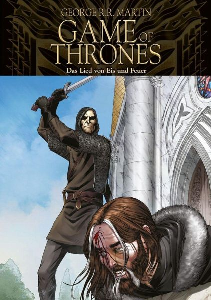 Buch-Reihe Game of Thrones Comic