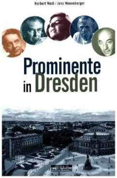 Prominente in Dresden - Weiß, Norbert; Wonneberger, Jens