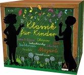 Klassik für Kinder, 6 Audio-CDs