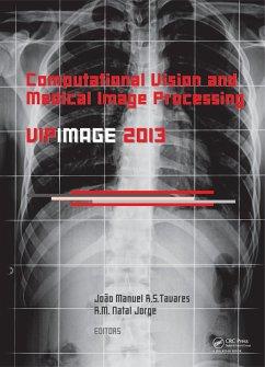 Computational Vision and Medical Image Processing IV (eBook, PDF)