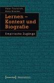Lernen - Kontext und Biografie (eBook, PDF)