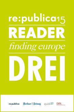 re:publica Reader 2015 - Tag 3 (eBook, ePUB) - GmbH, Publica