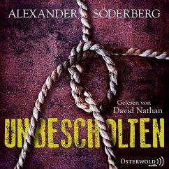 Unbescholten / Sophie Brinkmann Bd.1 (8 Audio-CDs) - Söderberg, Alexander