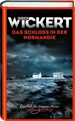 Buch-Reihe Ein Fall für Jacques Ricou von Ulrich Wickert