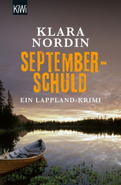Buch-Reihe Lappland-Krimi von Klara Nordin