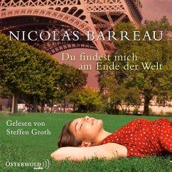 Du findest mich am Ende der Welt, 5 Audio-CDs - Barreau, Nicolas