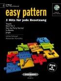 easy pattern - C High Wood, m. Audio-CD