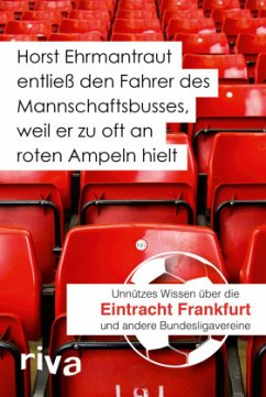Horst Ehrmantraut entließ den Fahrer des Mannschaftsbusses, weil er zu oft an roten Ampeln hielt - Cataldo, Filippo