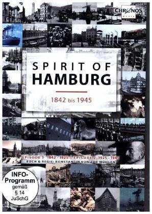 Spirit of Hamburg - Die Geschichte Hamburgs. Tl.1, 1 DVD