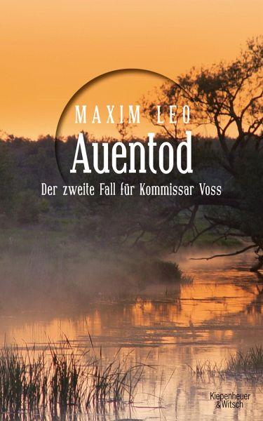 Buch-Reihe Kommissar Voss von Maxim Leo