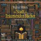 Die Stadt der Träumenden Bücher / Zamonien Bd.4 (3 MP3-CDs)