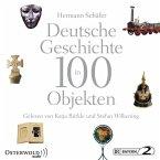 Deutsche Geschichte in 100 Objekten, 17 Audio-CDs