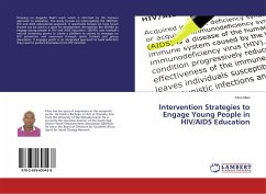 Intervention Strategies to Engage Young People in HIV/AIDS Education - Masi, Kitso