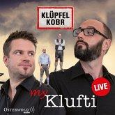 My Klufti (Live), 1 Audio-CD