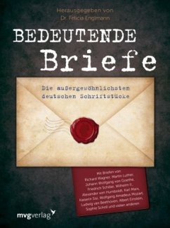 Bedeutende Briefe - Englmann, Felicia
